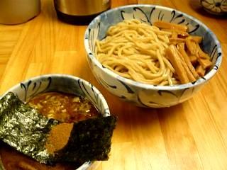 ラーメン然(つけ麺メンマ)