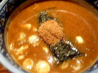 三田製麺所(つけ麺・つけ汁)