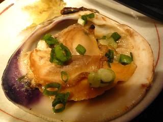 蔵之介(焼き蛤)