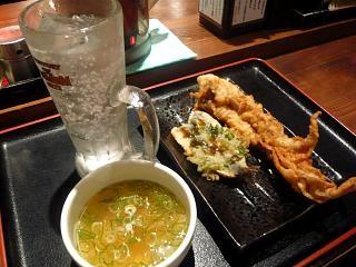 赤坂麺通団(アテ)
