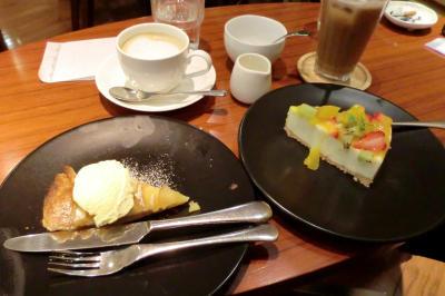 梅田でケーキ