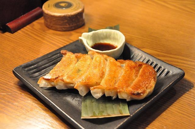 DSC_2049 バリバリ焼き餃子