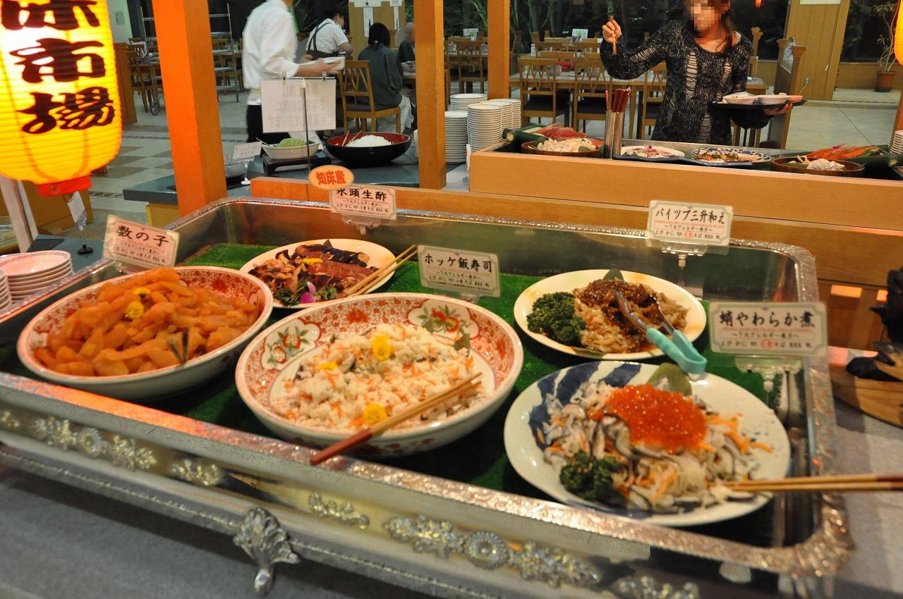 料理写真 7ページ目 : 知床第一ホテル - 斜里町その …