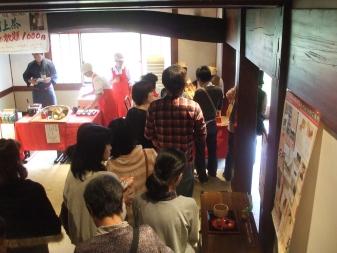 栗赤飯 6周年祭