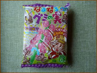 20130125 袋 グミ 知育菓子