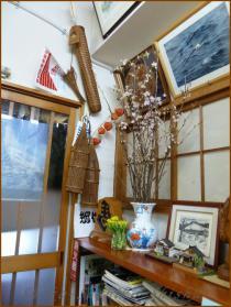 20130127 1 店内 ウナギ