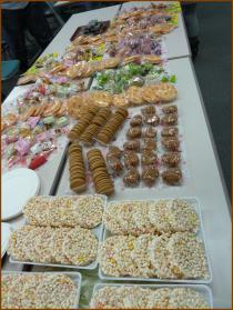 20130130 月 和菓子