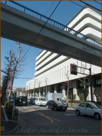 20130222 津久戸町 飯田橋まで