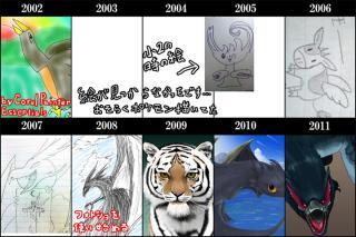 10年の進化録-2