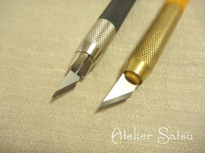 デザインナイフ☆