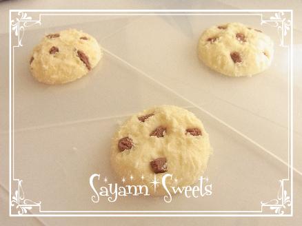 Mチョコチップクッキー7