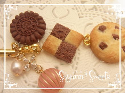 クッキーストラップ2