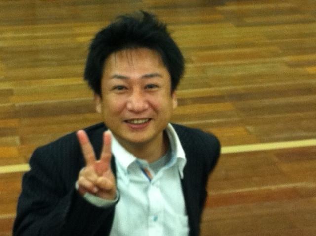 笑顔の人2 森下氏