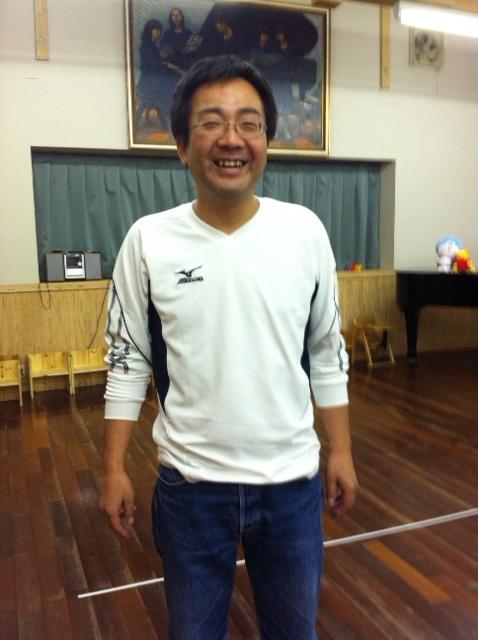 笑顔の人1 津隈氏