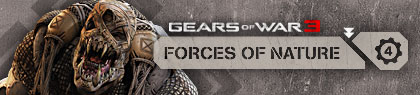 Gears of War 3 Forces of Nature