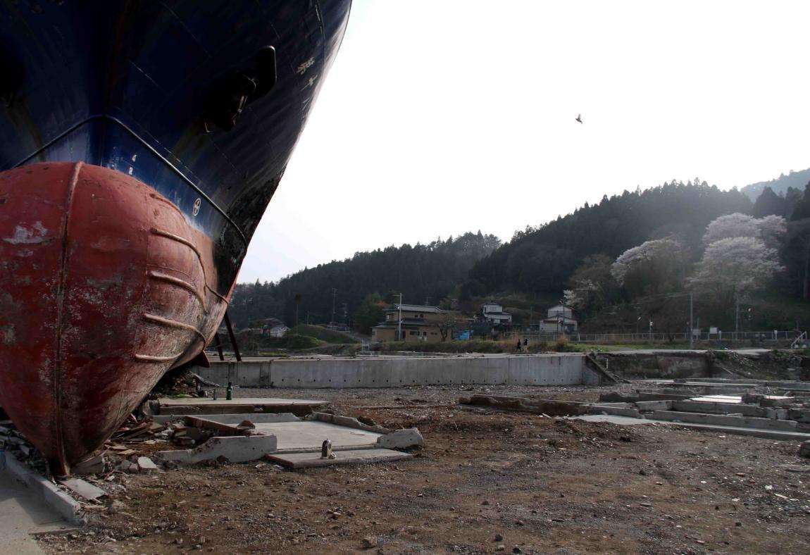 気仙沼の船(1)