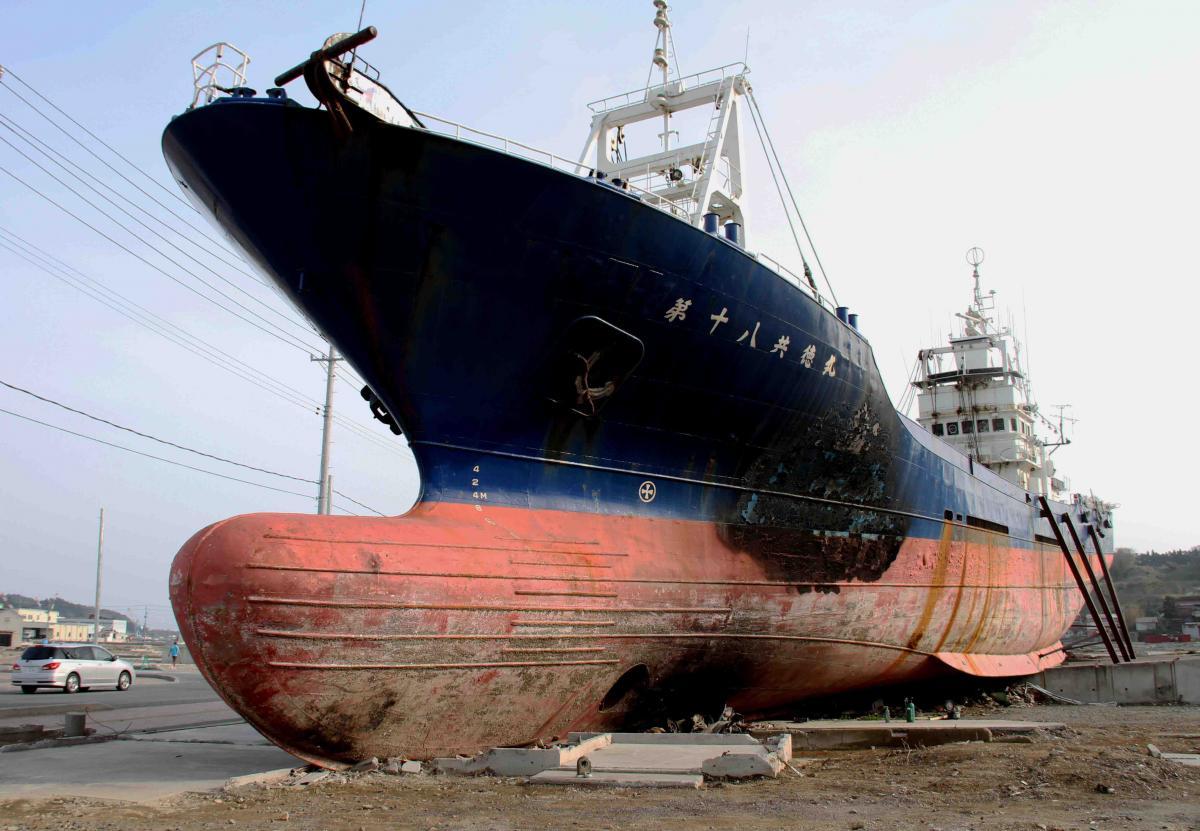 気仙沼の船(2)