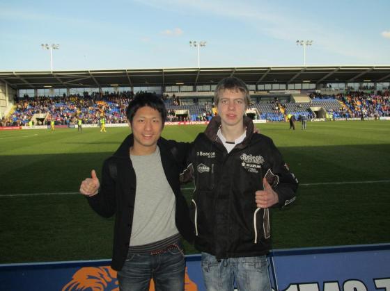 Takumi and Mark