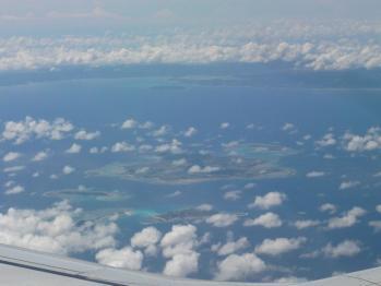 小さな島ぁ~