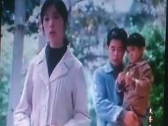 秦楠と高志華と子供