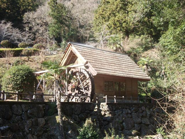 三滝水車小屋完成