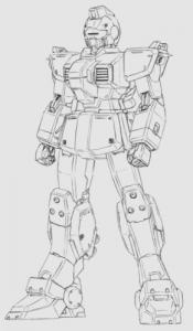 RGM-79[G]NIGHT STALKER s