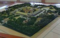 山形城跡霞城公園14山形城模型