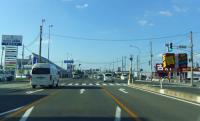 若松寺3国道13号右折