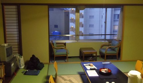 名湯の宿鳴子ホテル3部屋