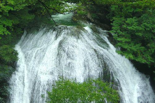 国道48号関山峠21大滝
