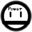 パワー表示円君