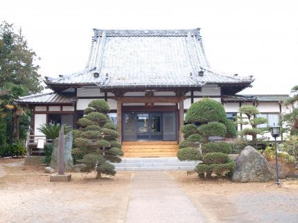 妙安寺本堂