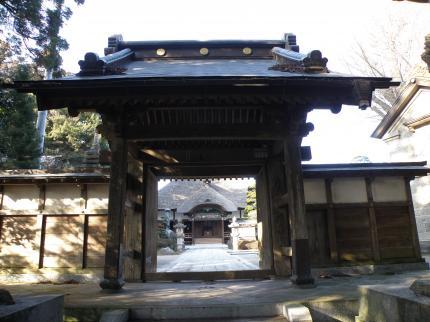 無量寿寺山門