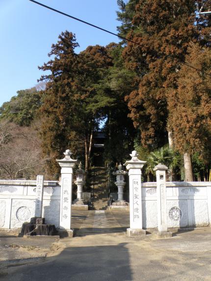無量寿寺参道