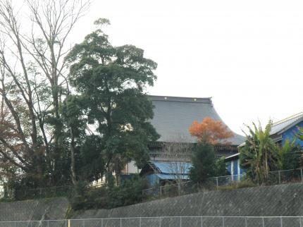常福寺全景