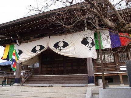 常福寺本堂