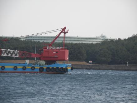志布志湾石油備蓄基地