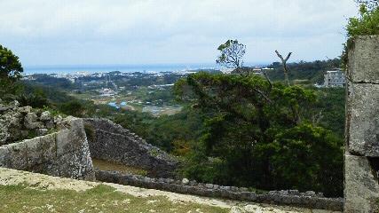 城下の景観