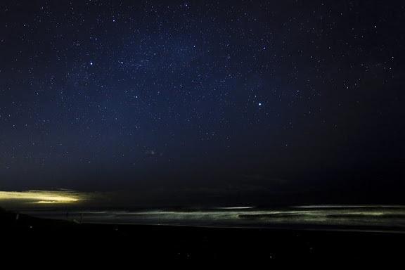 星空の海岸線
