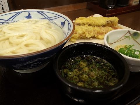 2013-10-01 丸亀製麺 011