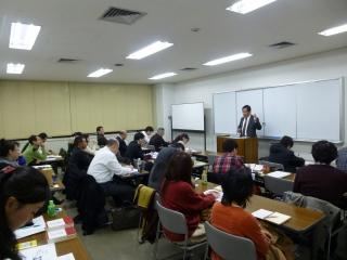 平成25年12月20日(金) 第2回 矢野義昭講演会002