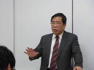 平成25年12月20日(金) 第2回 矢野義昭講演会001
