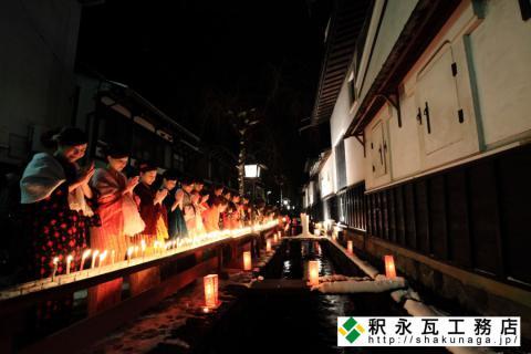 飛騨古川三寺まいり2013写真 釈永瓦工務店01