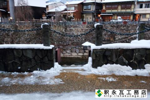 飛騨古川三寺まいり2013写真 釈永瓦工務店03