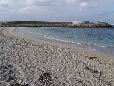トロピカルビーチ_小さいビーチ01