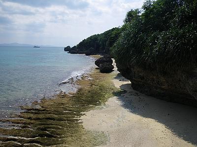 瀬底の海岸02