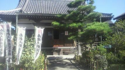 22番札所大日寺の本堂です