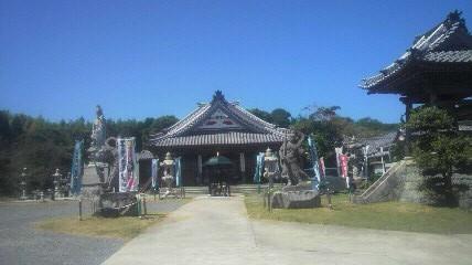 番外札所影現寺です。