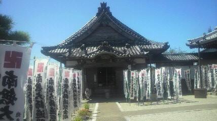 26番札所弥勒寺の大師堂です