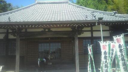 26番札所弥勒寺の本堂です